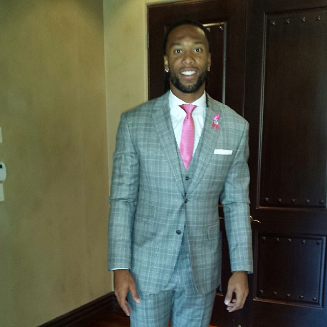 3 Hottest NFL Players Wearing Pink For Breast Cancer Awareness