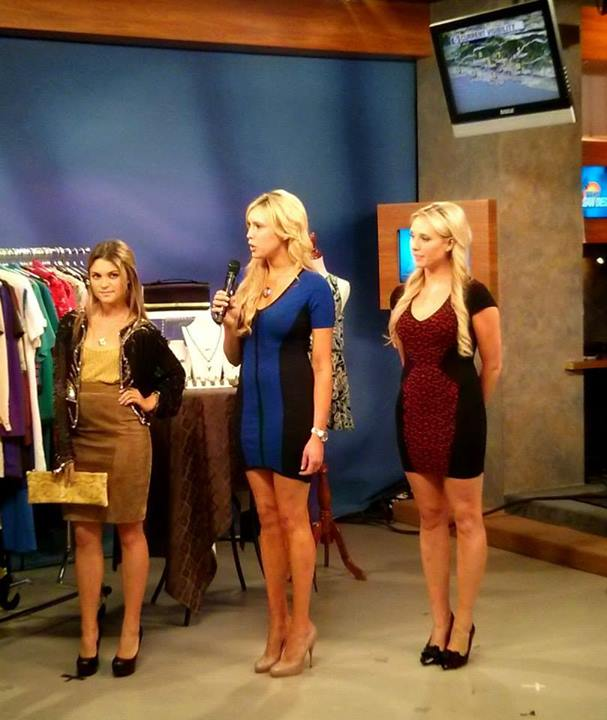 nubry on channel 6 san diego CW - dress for success - workplace looks on a budget 2