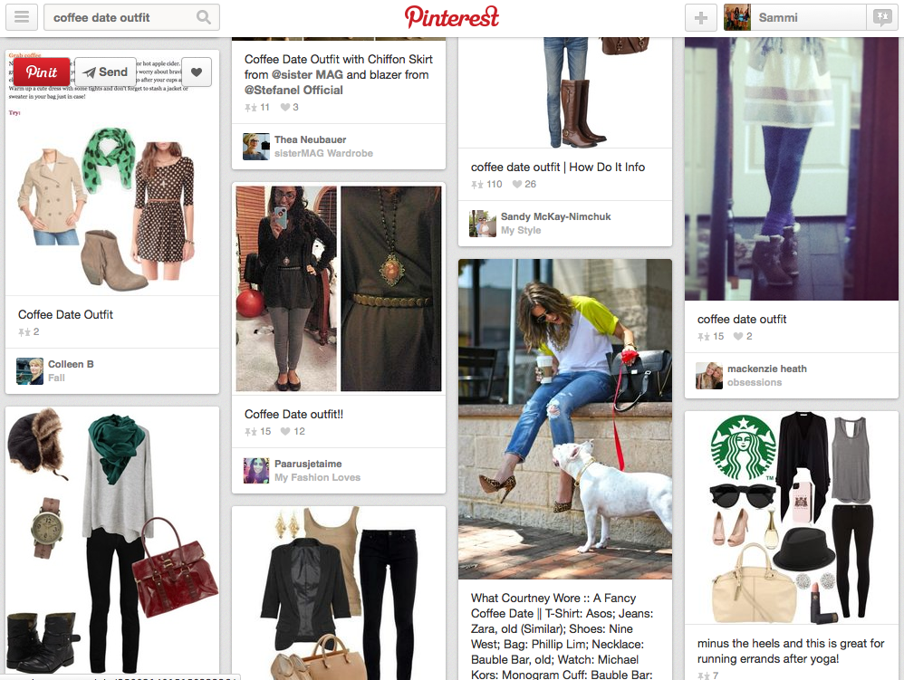 5 Ways To Use Pinterest When You Have Nothing To Wear