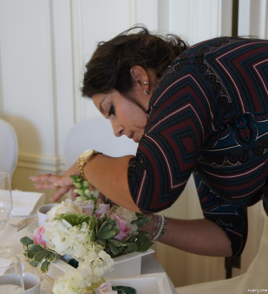 Sunday Tea Party Attracts Beautiful Ladies To The Westgate Hotel