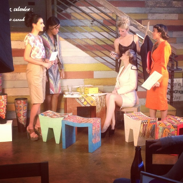 pop up fashion exhibit in san diego