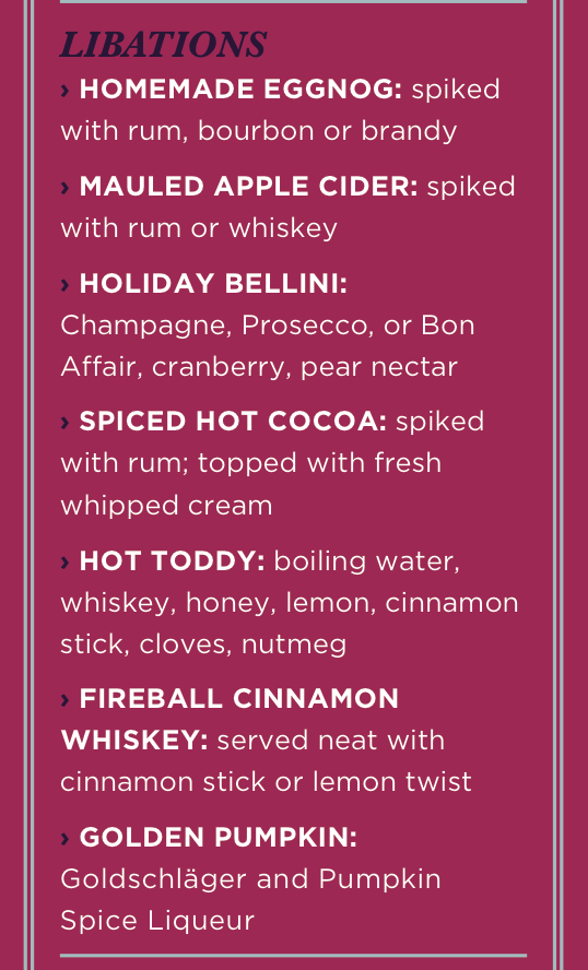 Last Minute Holiday Party Shopping List For The Best Christmas Party Ever