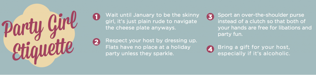 23 Party Etiquette Tips For Holiday Parties
