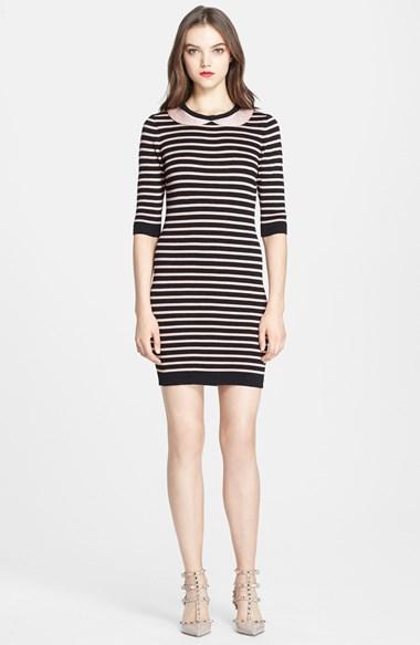 peter pan collar dress - fall winter 2014 - perfect holiday dresses
