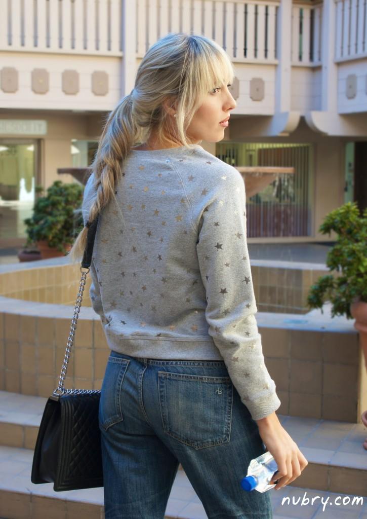 how to wear boyfriend jeans in southern california