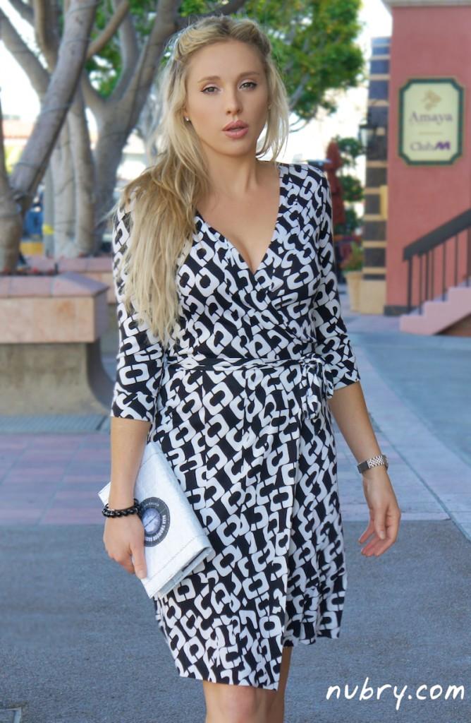 How To Wear Dvf Wrap Dress DVF wrap dress SONY DSC