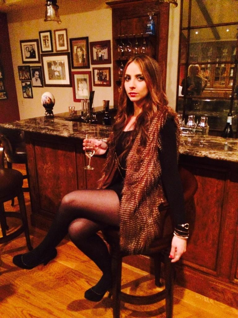 Faux Fur_Dress