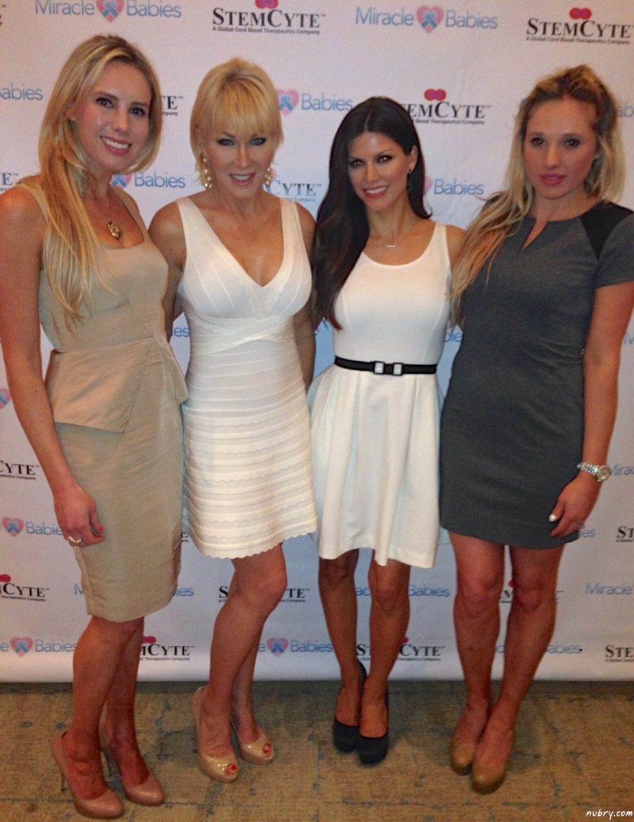 San Diego Women And Stemcyte Support Miracle Babies And Women's Health 2