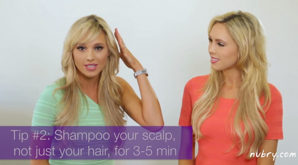how to get healthy hair - long beautiful hair-care tips - van thomas concepts christine 6