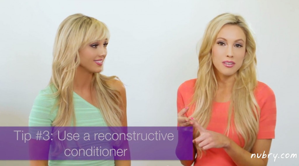 how to get healthy hair - long beautiful hair-care tips - van thomas concepts christine 7