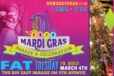 Mardi Gras Parade In San Diego And The Best Party Breakdown