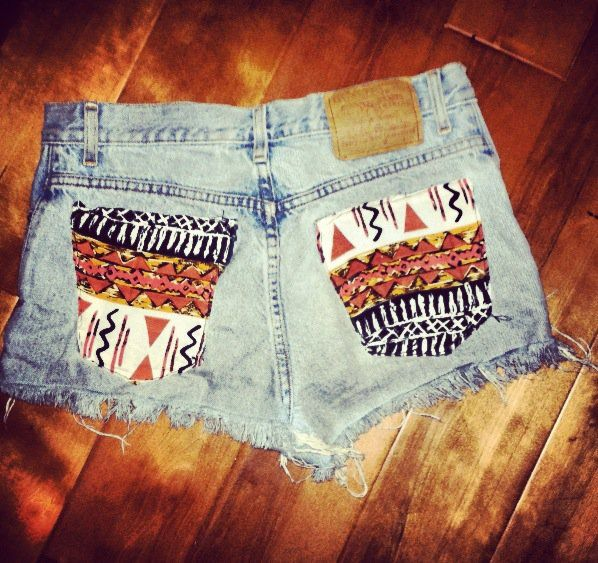 Stagecoach Festival_Patch Shorts