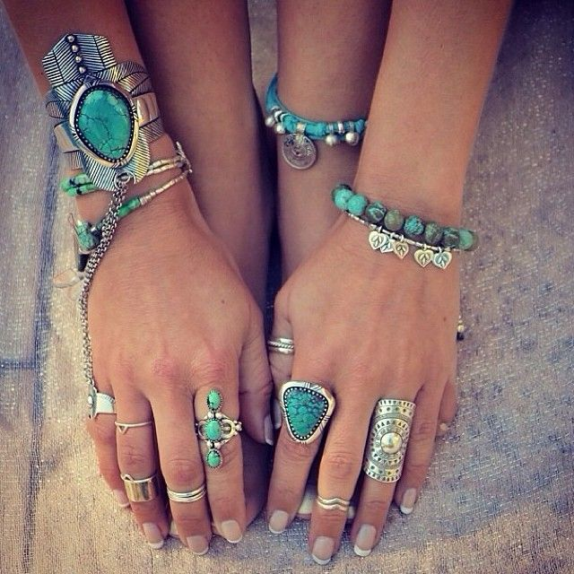 Stagecoach Festival_Turquoise Jewelry