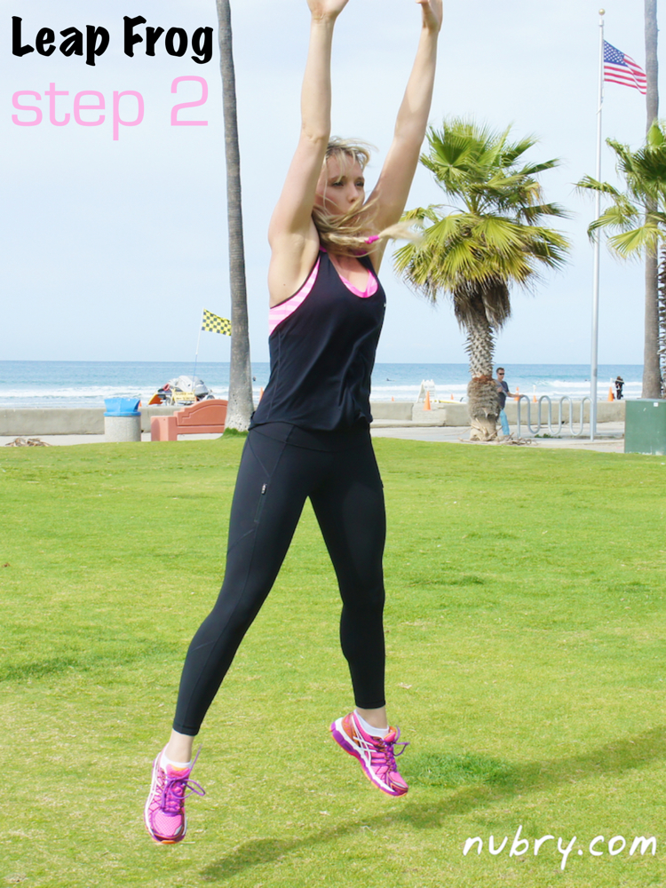 Outdoor workouts san diego