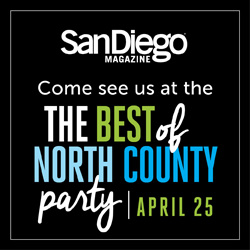 san diego giveaway - magazine best of north county party - win tickets!