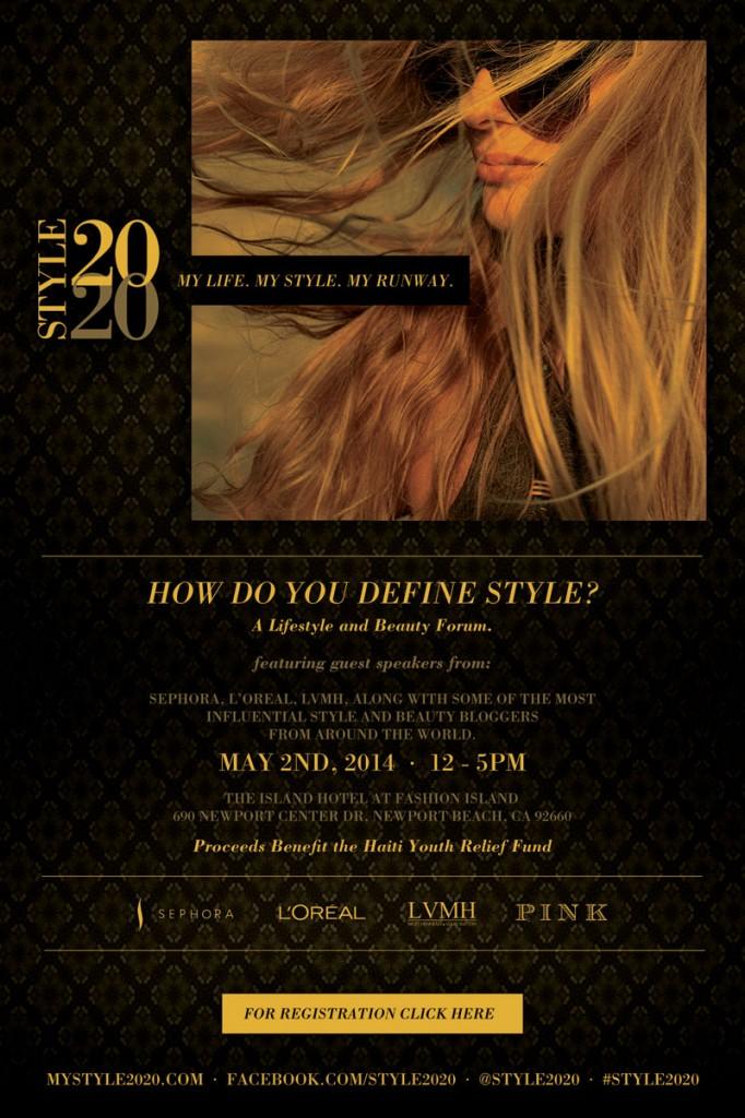 orange county events -- Style2020 Lifestyle Beauty Forum At Fashion Island Hotel