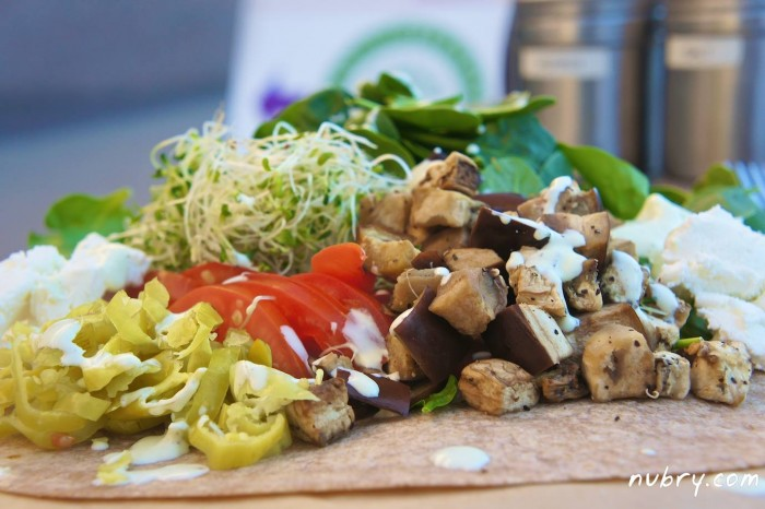 Buy Local Food Lean and Green Cafe