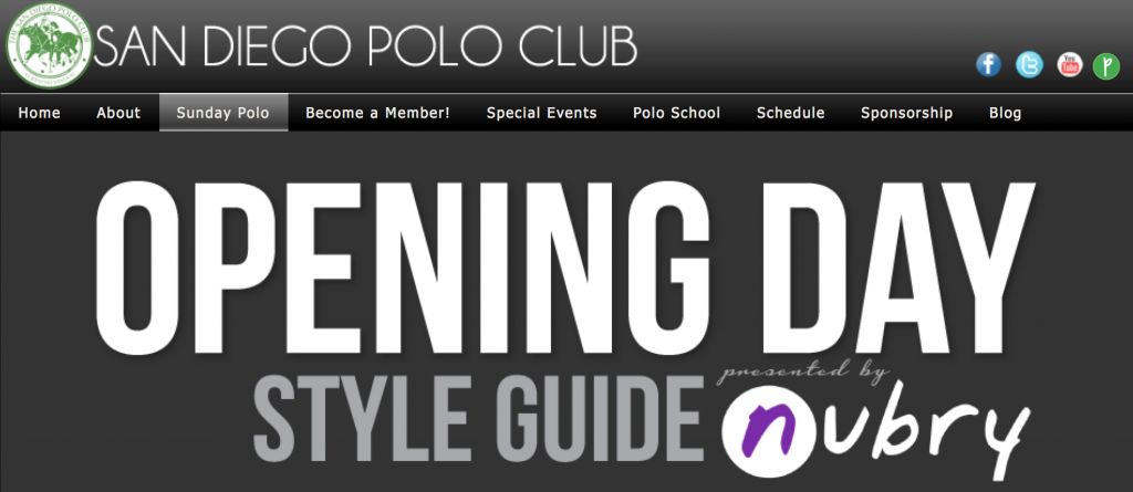Opening Day Polo San Diego what to wear to polo