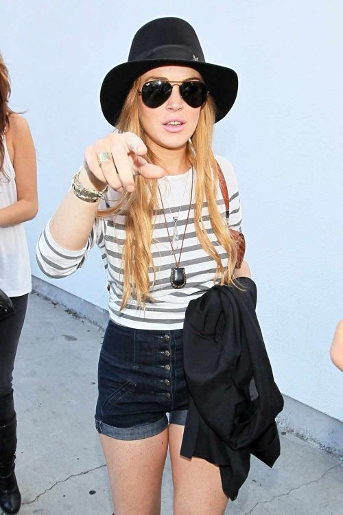 what to wear to a concert - bruno mars summer tour - lindsay lohan
