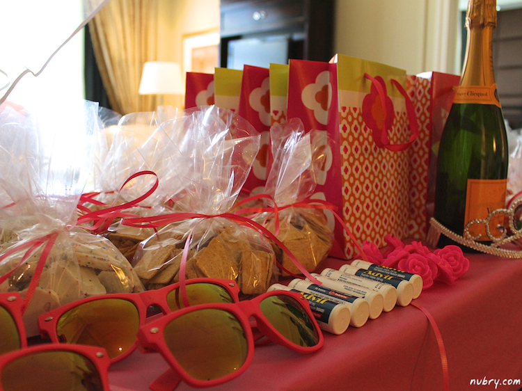 bachelorette survival kit - must have party goodies gifts and treats 2