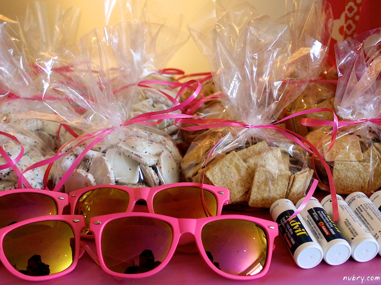 bachelorette survival kit - must have party goodies gifts and treats 5