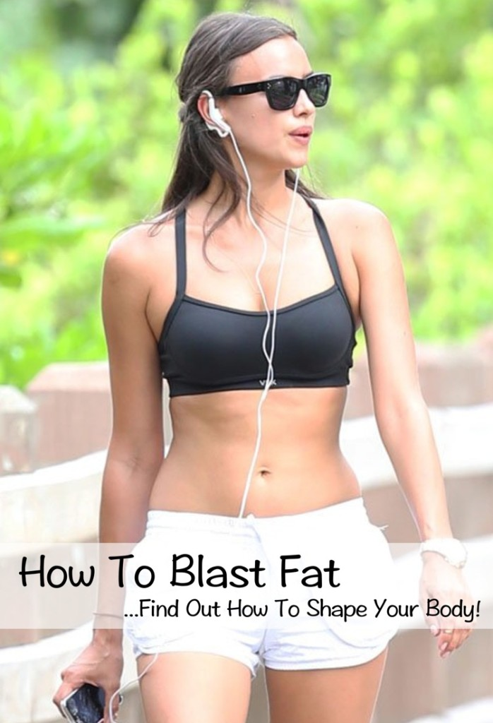 How to lose fat - Shape your body
