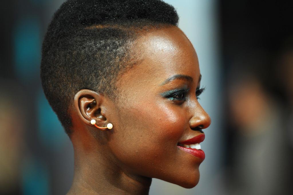 women of color beauty brands - lupita nyong'o