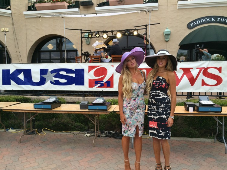 opening day, kusi news, fashion, del mar race track