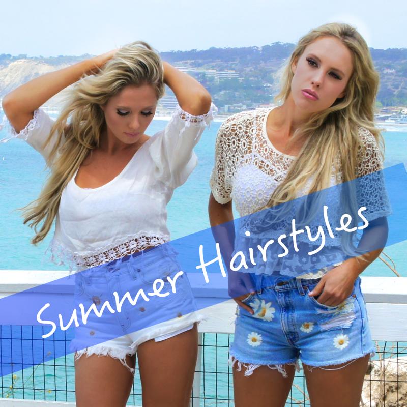 summr hairstyles - beach waves - nubry