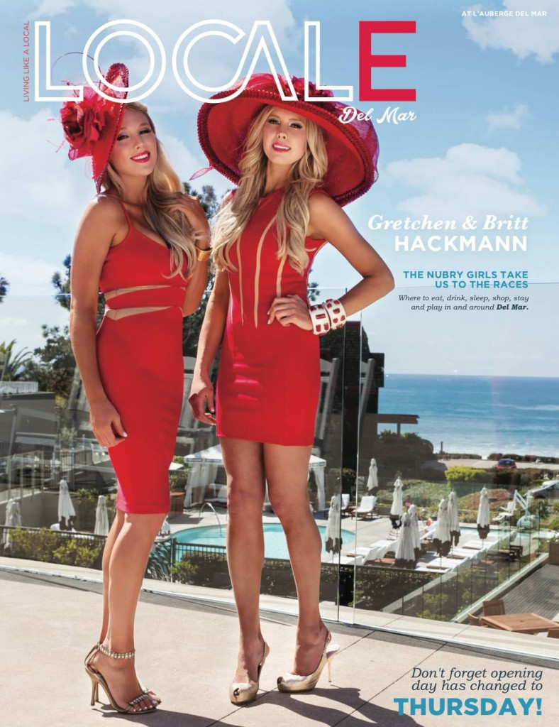 what to wear to del mar races opening day 2014 - locale magazine - official style guide