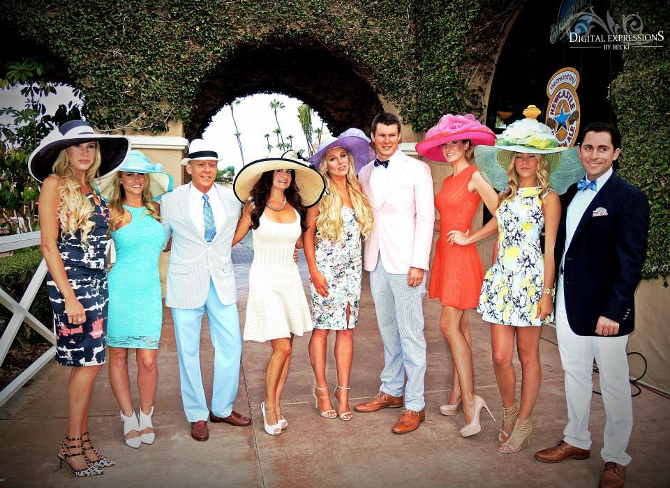 Opening Day Del Mar Races Fashion