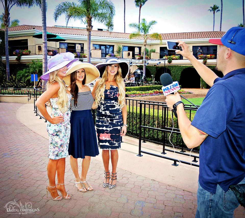 Opening Day Del Mar Races Fashion3