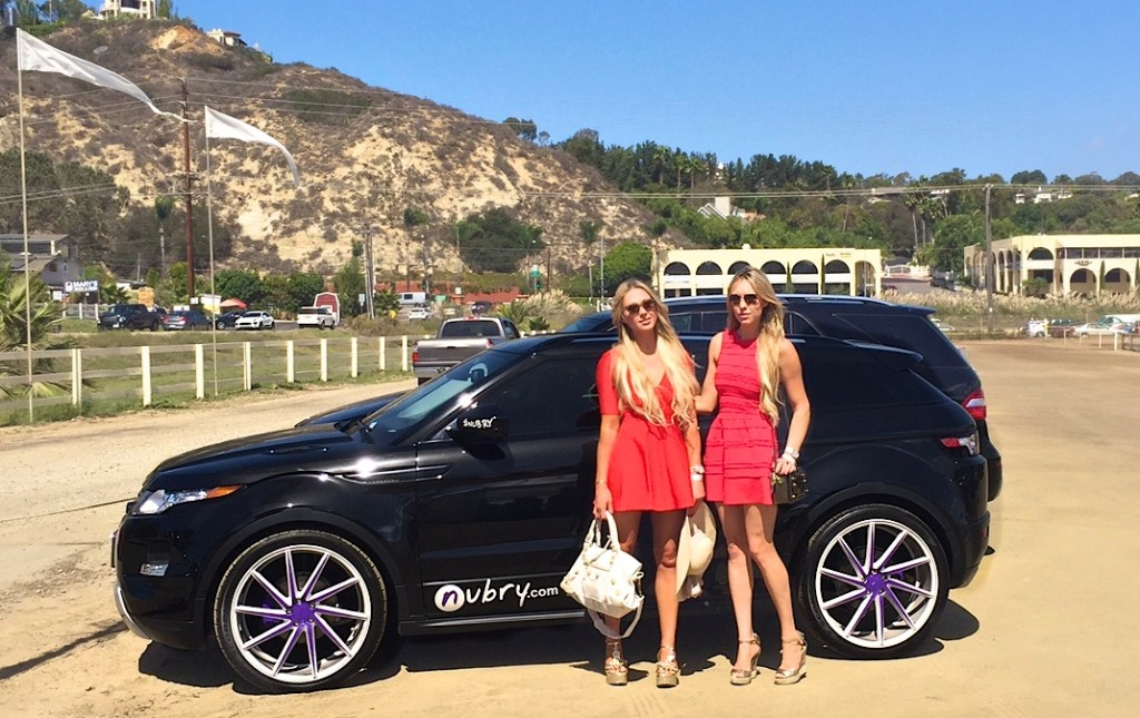 Range Rover San Diego >> Land Rover San Diego Customizes Range Rover Evoque With Fashion Blog