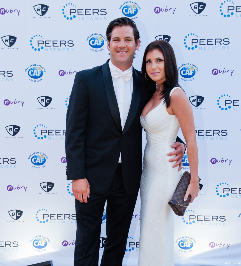 Erik Skoldberg Kyliee McGlynn PEERS Gala La Jolla Most Stylish pantherella events