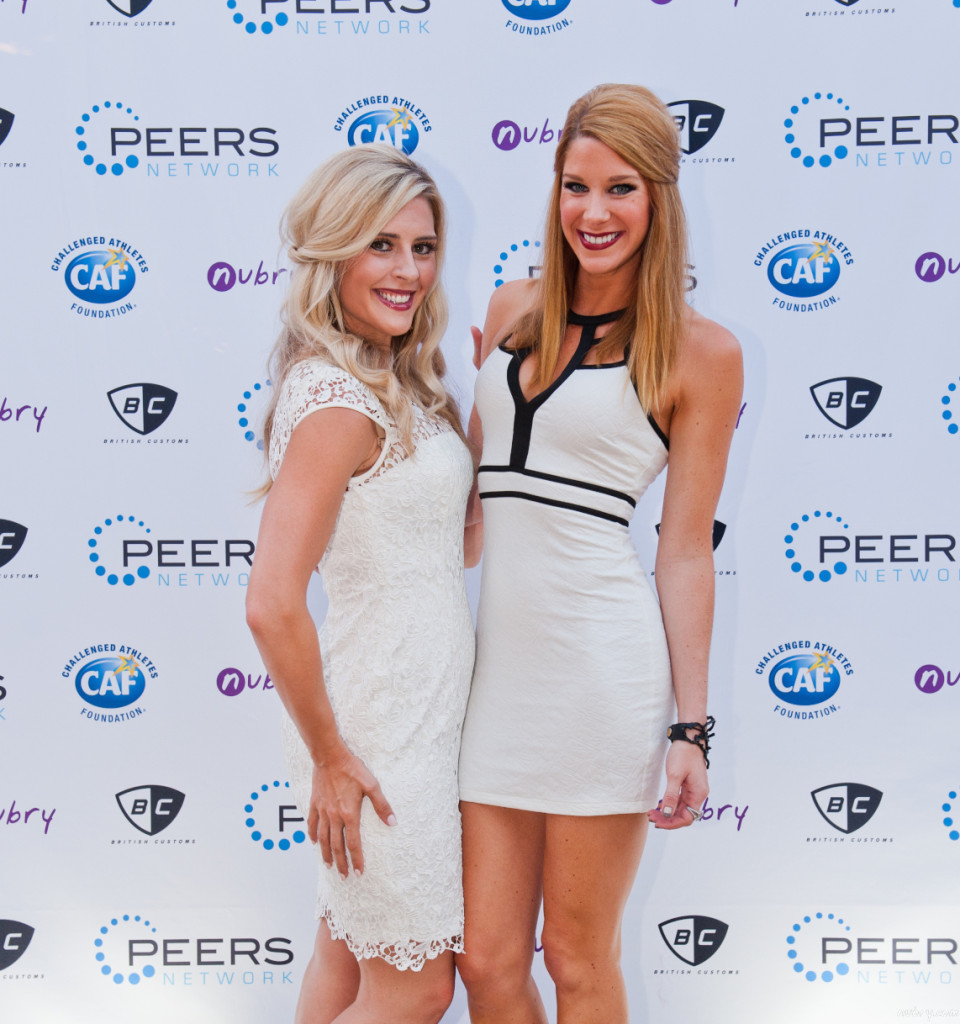 Kara Lea Forrest Hillary PEERS Gala La Jolla Most Stylish pantherella events
