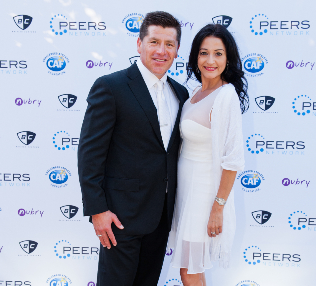 Carlos Gutirrez Berkshire Hathaway Real Estate PEERS Gala La Jolla Most Stylish pantherella events