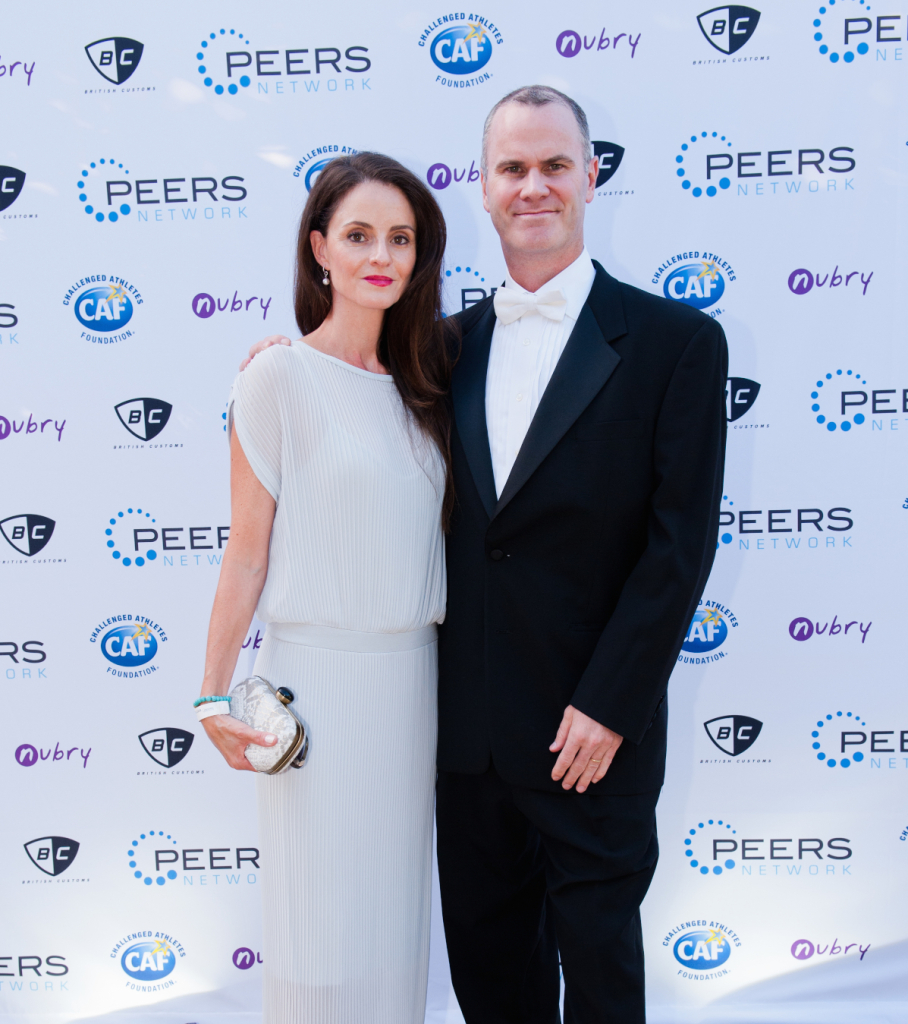 PEERS Gala La Jolla Most Stylish pantherella events