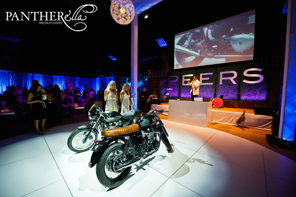 Nubry PEERS Gala La Jolla Most Stylish pantherella events