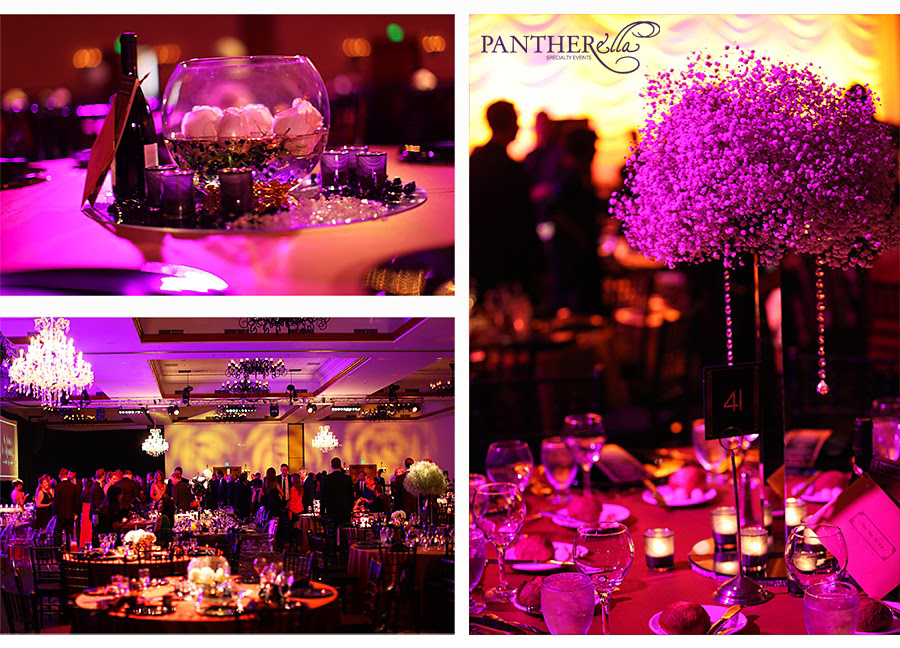 Pantherella Events SOlutions for change charity gala laura bush