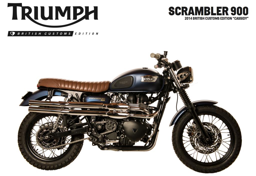 Triumph Charity bike san diego Pantherella Events