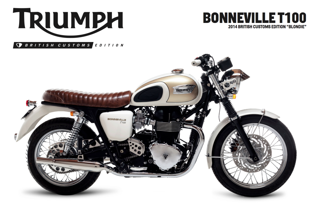Triumph Charity bike san diego Pantherella Events british customs donation