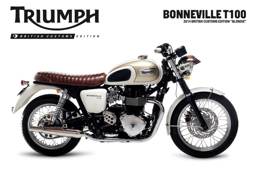 Triumph Charity bike san diego Pantherella Events british customs donation