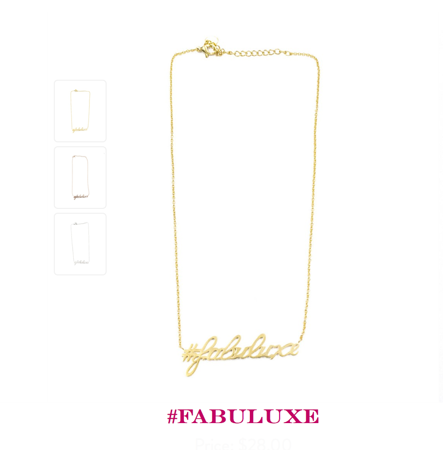 dorothy wang #fabuluxe necklace for sale