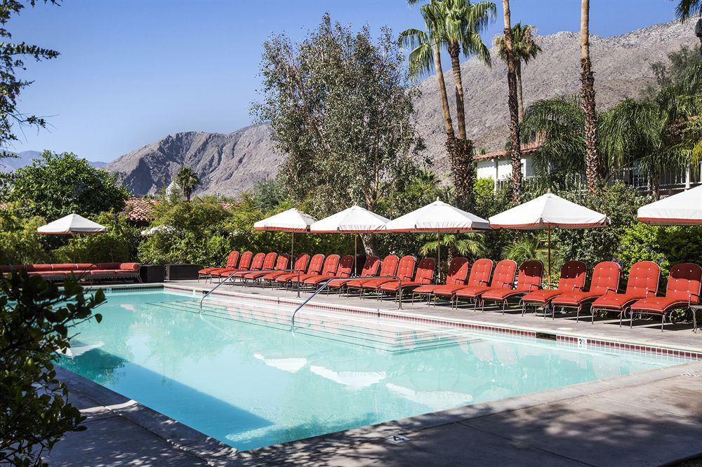 fab fall getaways - southern california travel guide - colony palms hotel