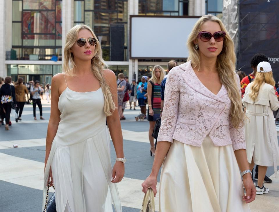 nubry new york fashion week spring 2015 street style - Yuna Yang Collection 10
