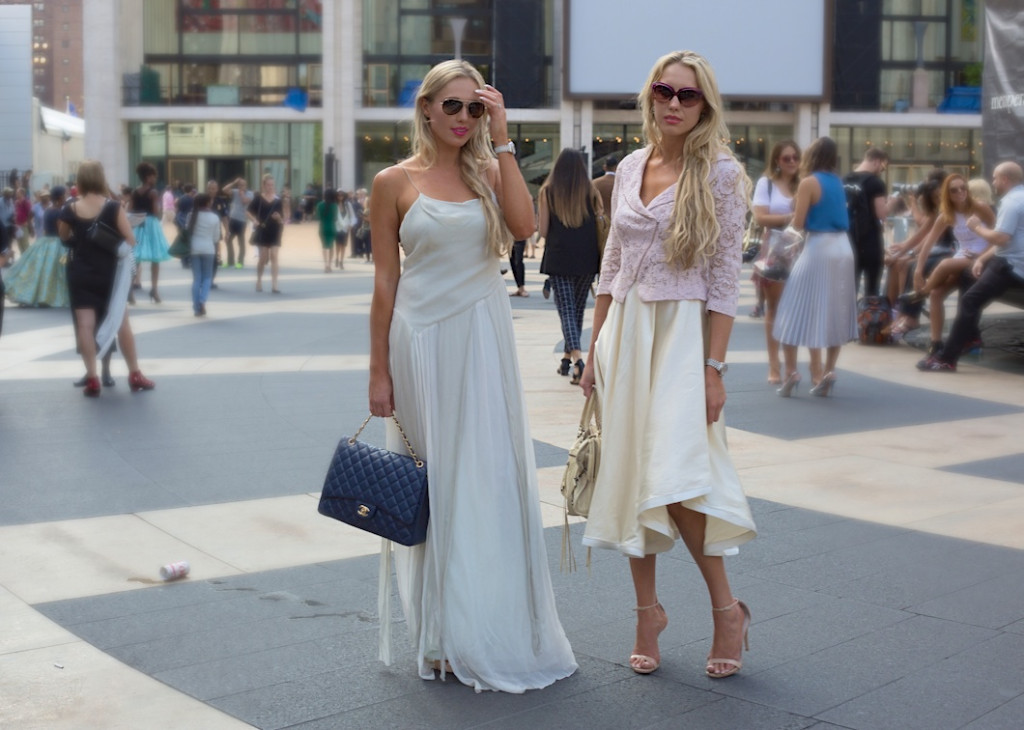 nubry new york fashion week spring 2015 street style - Yuna Yang Collection 14