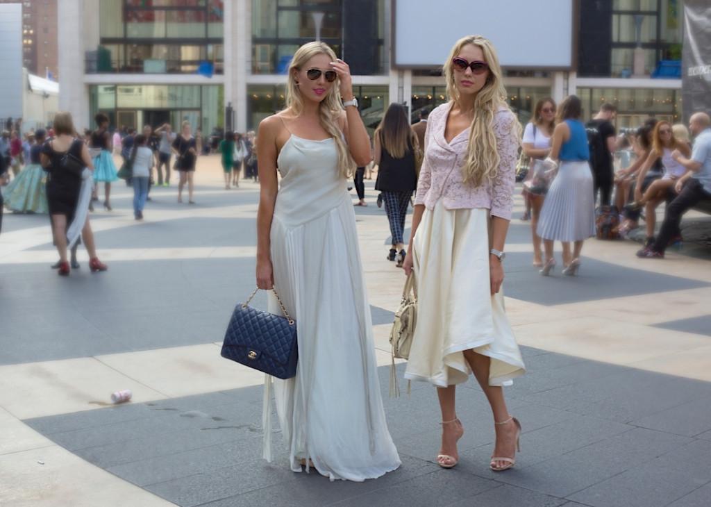 nubry new york fashion week spring 2015 street style - Yuna Yang Collection 14