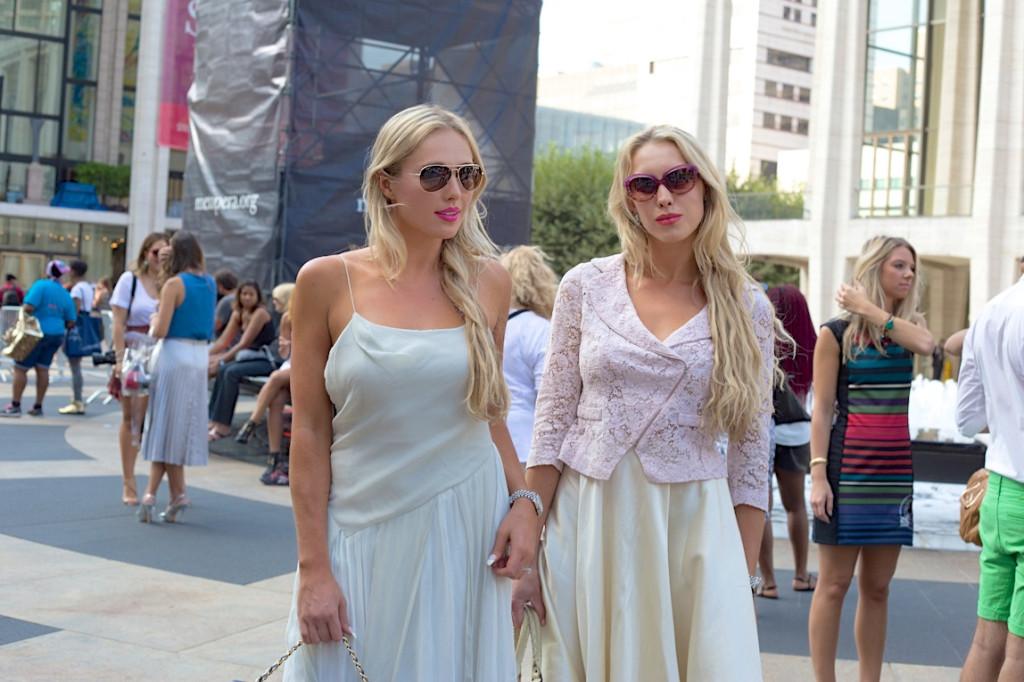 nubry new york fashion week spring 2015 street style - Yuna Yang Collection 15