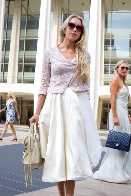 nubry new york fashion week spring 2015 street style - Yuna Yang Collection 19