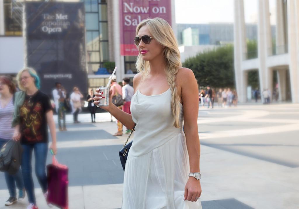 nubry new york fashion week spring 2015 street style - Yuna Yang Collection 2